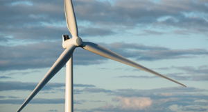Wind turbines with listening devices