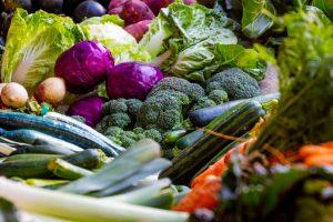 More vegetables organic bulk foods