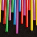 Straws and plastics