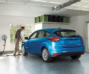 Ford Focus Electric Vehicle