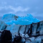 glaciers show climate change