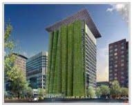 Green building techniques