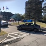 EV parade in effect at SUNY New Paltz