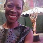 Green dress at Academy Awards