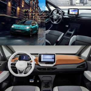 Petersen Automotive Museum On Tuesday, 11/19 at 7 pm Volkswagen unveiled its new ID. Space Vizzion concept car.