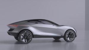 Kia Futuron electric SUV concept