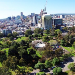 Green spaces such as South Australia Adelaide's parklands could play a crucial role keeping the city cool during hot summers. Especially in an urban environment.