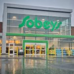PR Newswire. NEWS PROVIDED BY Sobeys Inc. Nov 28, 2019, 09:41 ET   Grocer paves new store parking lot with the equivalent of more than 6 million recycled single-use plastic bags. Thereby promoting plastic reduction and reuse.