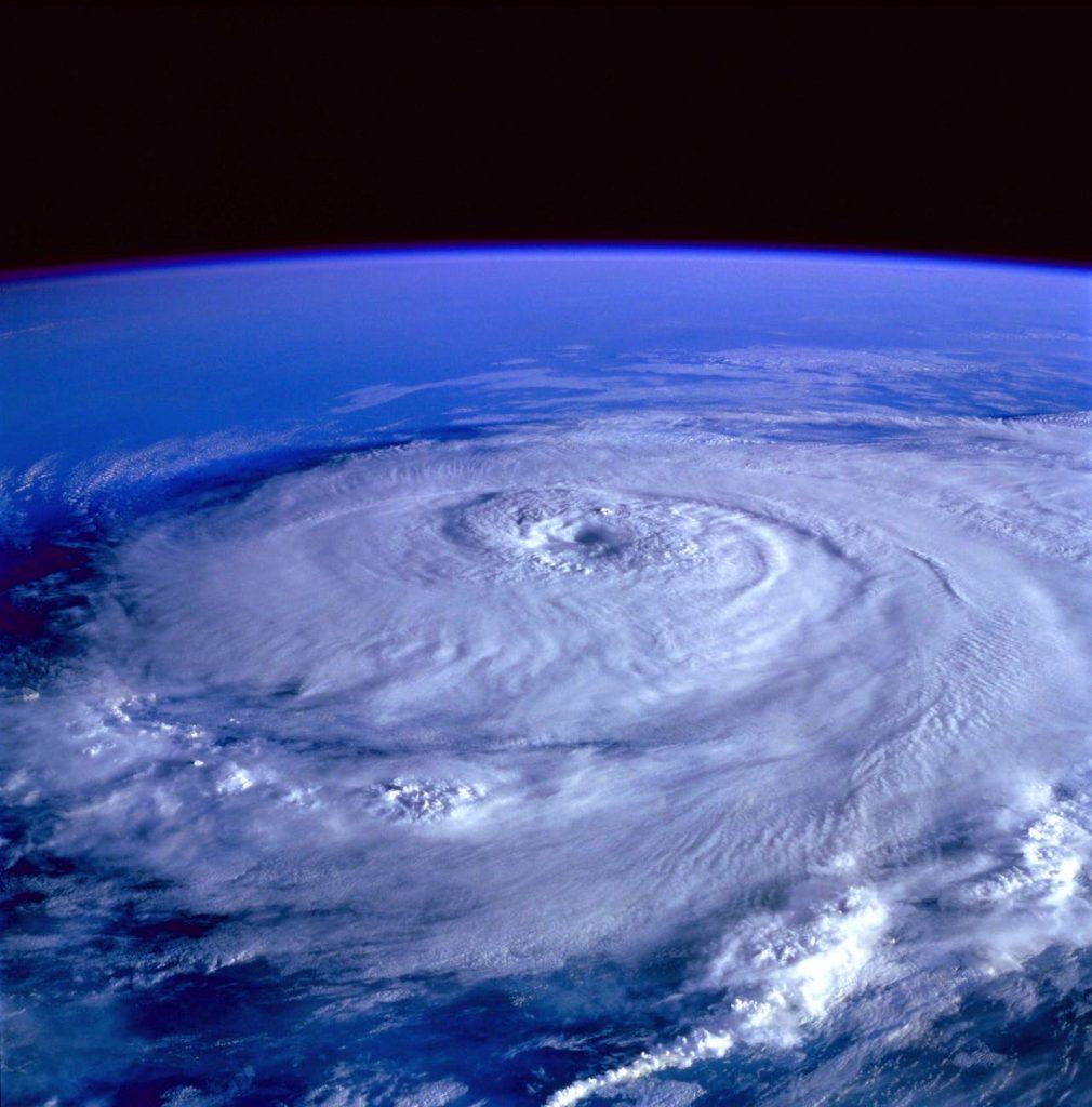 Hurricanes cause water damage